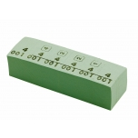 Markeerimisnumbrid, roheline, 1000tk/karp