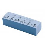Markeerimisnumbrid, sinine, 1000tk/karp